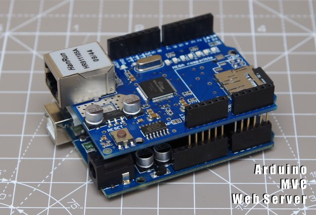 Arduino web server iot monitoring and control made simpler