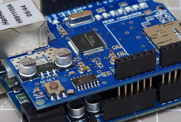 Arduino Web Server using Ethernet Shield